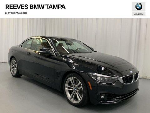Certified Pre-Owned 2019 BMW 440i 440i