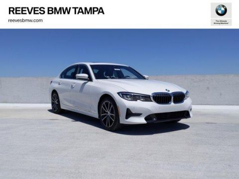 Certified Pre-Owned 2020 BMW 3 Series