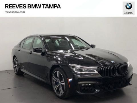 New 2018 BMW 7 Series 750i xDrive Sedan AWD