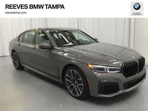 New 2020 BMW 750i xDrive 750i xDrive With Navigation & AWD