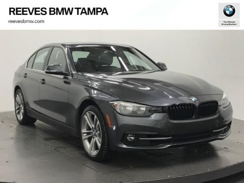 Certified Used BMW 3 Series 330i Sedan
