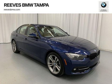 Certified Pre-Owned 2016 BMW 328i 328i