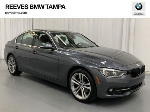 Certified Pre-Owned 2017 BMW 3 Series 328d xDrive Sedan