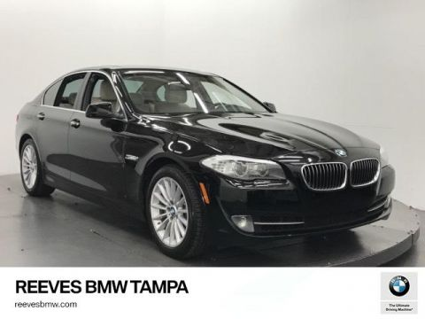 Used BMW 5 Series 4dr Sdn 535i RWD