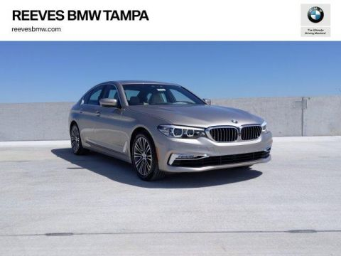 Certified Pre-Owned 2017 BMW 5 Series