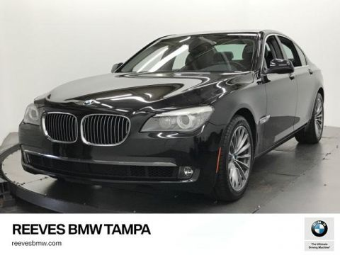 Used BMW 7 Series 4dr Sdn 740i RWD