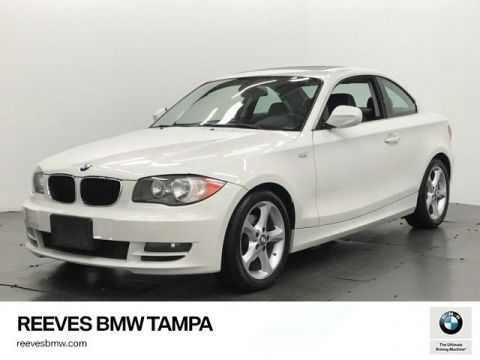Used BMW 1 Series 2dr Cpe 128i