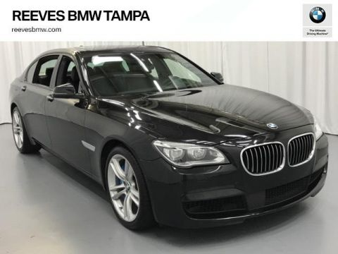 Pre-Owned 2014 BMW 7 Series 4dr Sdn 750Li RWD