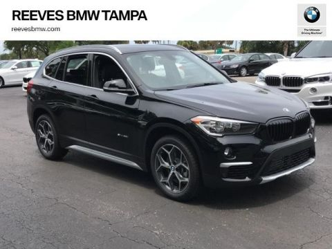 New 2017 Bmw X1 Sdrive28i Sport Utility In Tampa 1172171 Reeves Import Motorcars