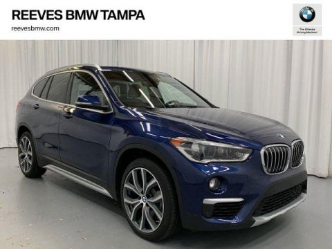 Certified Pre-Owned 2018 BMW X1 sDrive28i sDrive28i