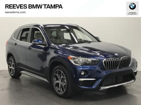 New BMW X1 sDrive28i Sports Activity Vehicle