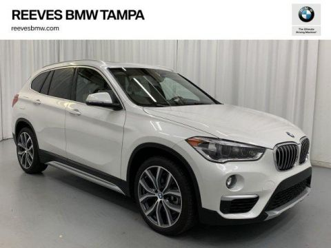 Certified Pre-Owned 2019 BMW X1 sDrive28i sDrive28i