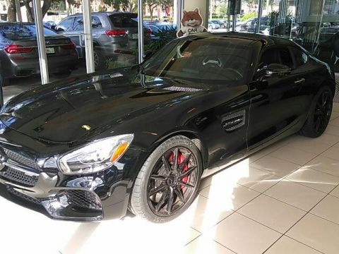 Used Mercedes-Benz AMG GT 2dr Cpe S