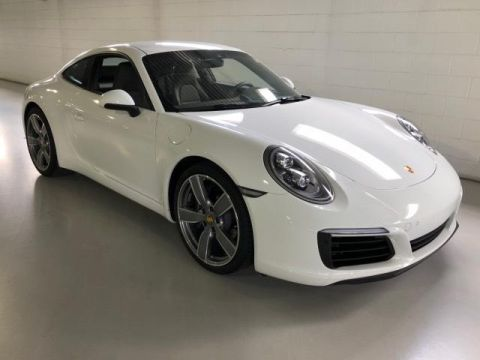 Pre-Owned 2018 Porsche 911 Carrera Coupe
