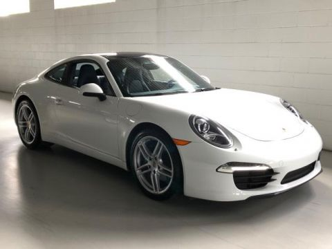 Certified Pre-Owned 2015 Porsche 911 2dr Cpe Carrera
