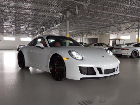 Certified Pre-Owned 2019 Porsche 911 Carrera GTS Coupe