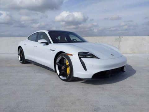 2020 Porsche Taycan Turbo Sedan