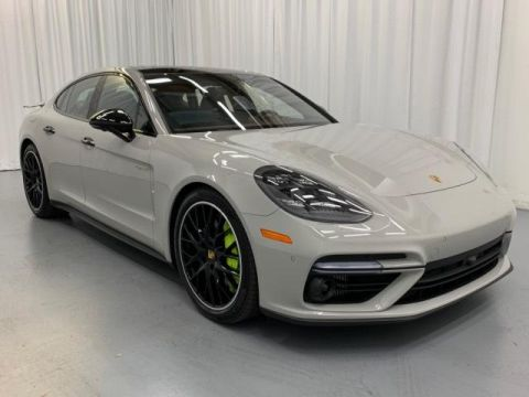 New 2018 Porsche Panamera Turbo S E-Hybrid AWD AWD 4dr Car