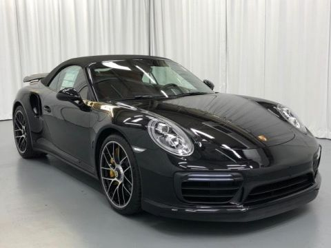 New 2019 Porsche 911 Turbo S Cabriolet AWD