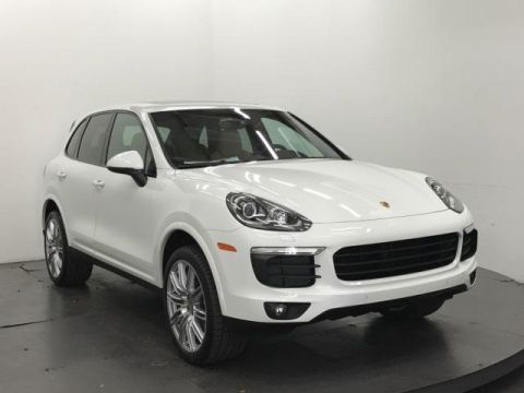 New Porsche Cayenne Platinum Edition AWD