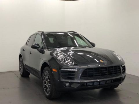 New Porsche Macan AWD