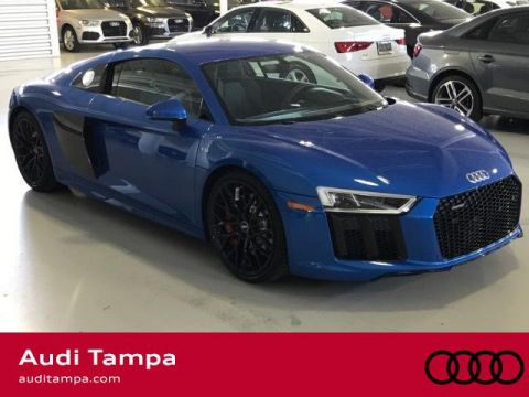 New 2018 Audi R8 V10 quattro AWD AWD 2dr Car