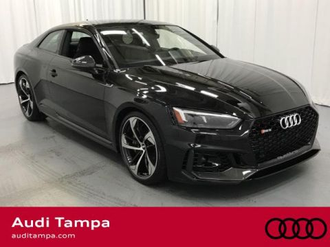 New 2019 Audi RS 5 2.9 TFSI quattro AWD