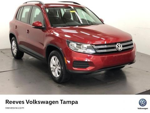 Certified Used Volkswagen Tiguan 2WD 4dr Auto S