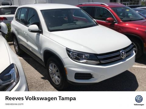 Certified Pre-Owned 2018 Volkswagen Tiguan Limited 2.0T FWD