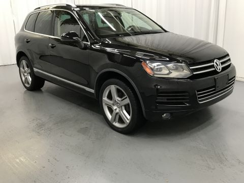 Certified Pre-Owned 2012 Volkswagen Touareg Lux