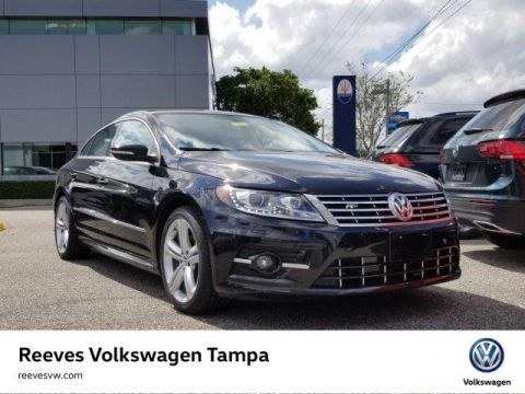 Certified Pre-Owned 2016 Volkswagen CC R-Line