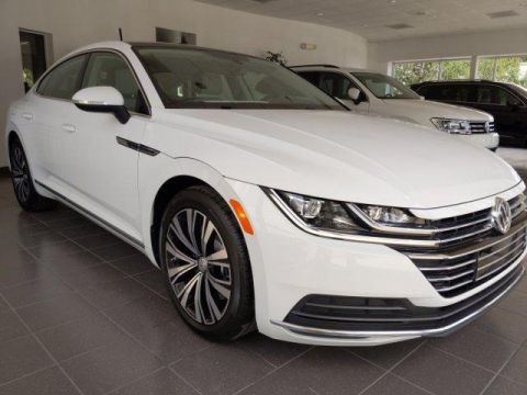New 2020 Volkswagen Arteon SEL FWD With Navigation