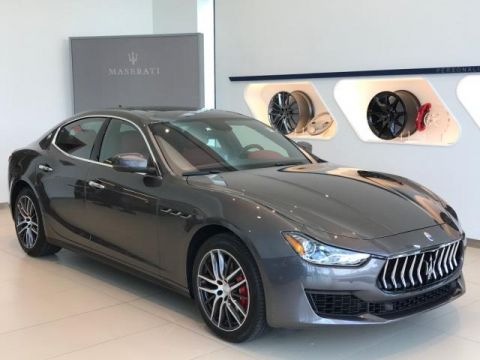 New Maserati Vehicles For Sale In Tampa Reeves Import Motorcars