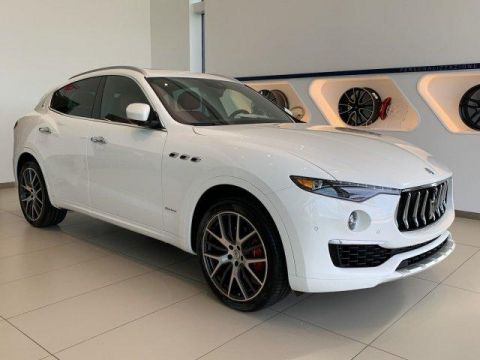 New 2020 Maserati Levante GranLusso 3.0L With Navigation & AWD